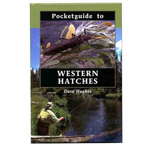 Pocket Guide to Western Hatches - Dave Hughes