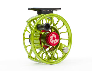 Nautilus X-Series Reel - Key Lime