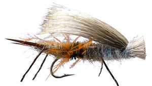 Cat Vomit Salmon Fly - East Rosebud Fly & Tackle