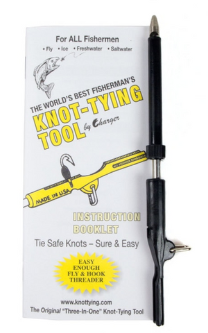 3 in 1 Knot Tying Tool - East Rosebud Fly & Tackle - Free Shipping, No Sales Tax