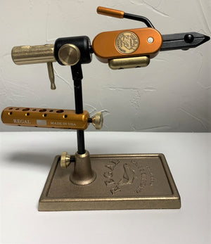 Regal Revolution Vise - Orange