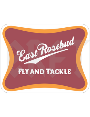 ERFT MGD Sticker - East Rosebud Fly & Tackle