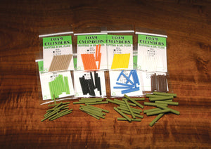 Foam Cylinders - East Rosebud Fly & Tackle