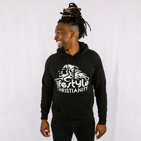 """My Life Belongs to JESUS"" Black Hoodie"