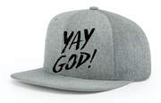 Yay God Snapback Hat