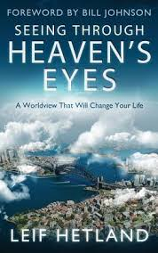 Seeing Through Heaven's Eyes - Leif Hetland