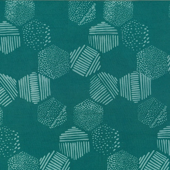 Me and You Batik - Spring 2019 Release - Dusty Teal