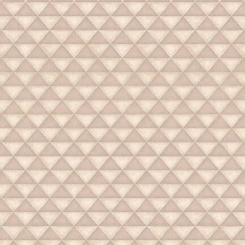 Folk Art Flannels IV - Janet Nesbitt - Cream Half Square Triangles