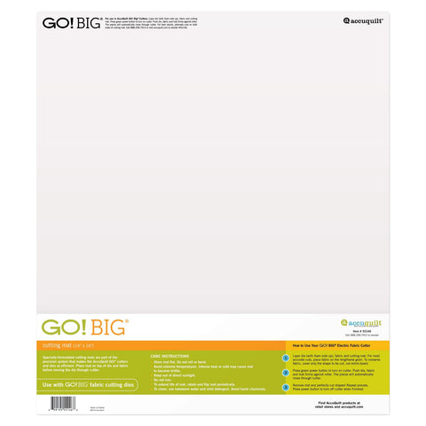 "Go! 14"" x 16"" Cutting Mat"
