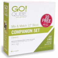 "Go! 12"" Mix & Match Companion Set"