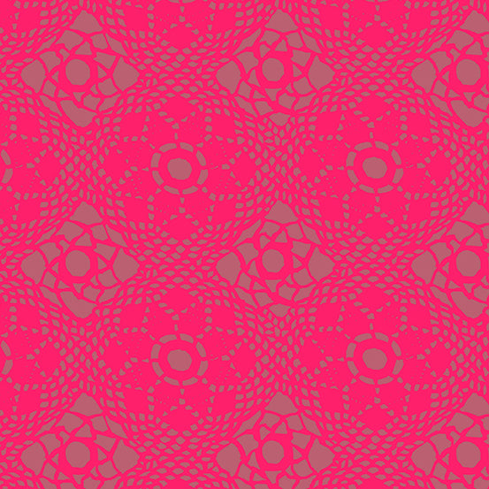 Alison Glass Sunprint 2021 - Strawberry Crochet - Special PreOrder Pricing, Arrives February 2021