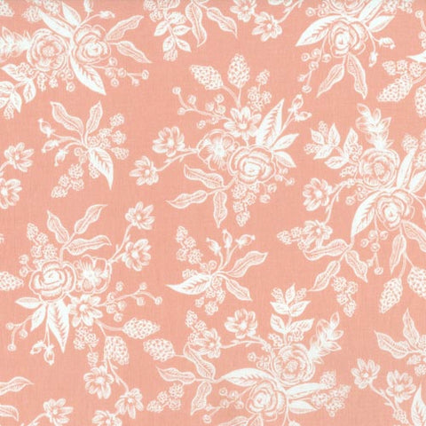 Rifle Paper Co.'s English Garden - Floral Toile Peach