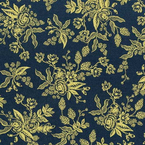 Rifle Paper Co.'s English Garden - Floral Toile Navy