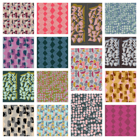 Anna Maria's Conservatory - Vestige by Bookhou - Fabric Bundle