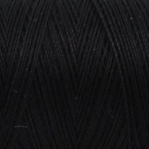 Setta Bozzolo 100% Silk Thread - 24WT - Black