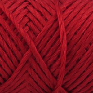 Setta Bozzolo 100% Silk Thread - 24WT - Bright Red