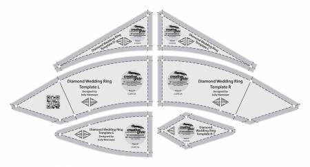 Diamond Wedding Ring Templates