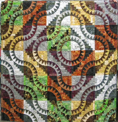 Cabin Fever Quilt Kit
