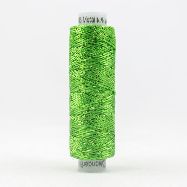 Sue Spargo Dazzle - 100% Rayon Thread - DZ4110- Classic Green