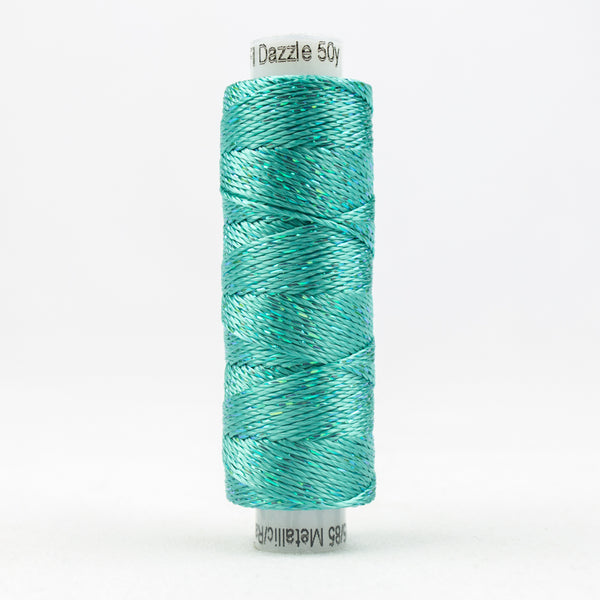 Sue Spargo Dazzle - 100% Rayon Thread - DZ4137- Cockatoo