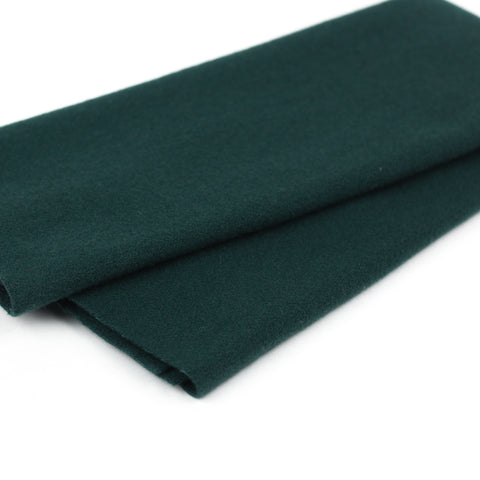 Sue Spargo Wool Fabric - Deep Teal - Fat 1/8th