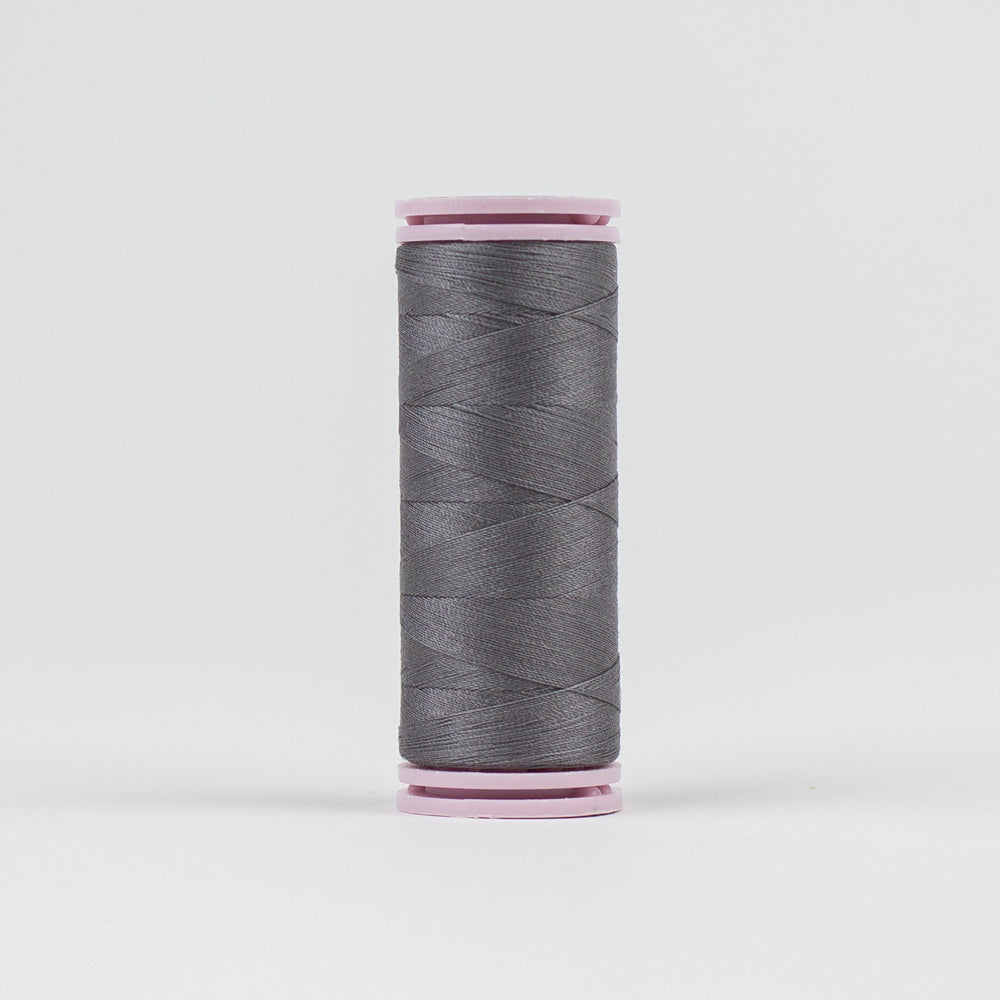Sue Spargo's Efina Thread - 60 Weight Cotton - EF04 - Grey Flannel