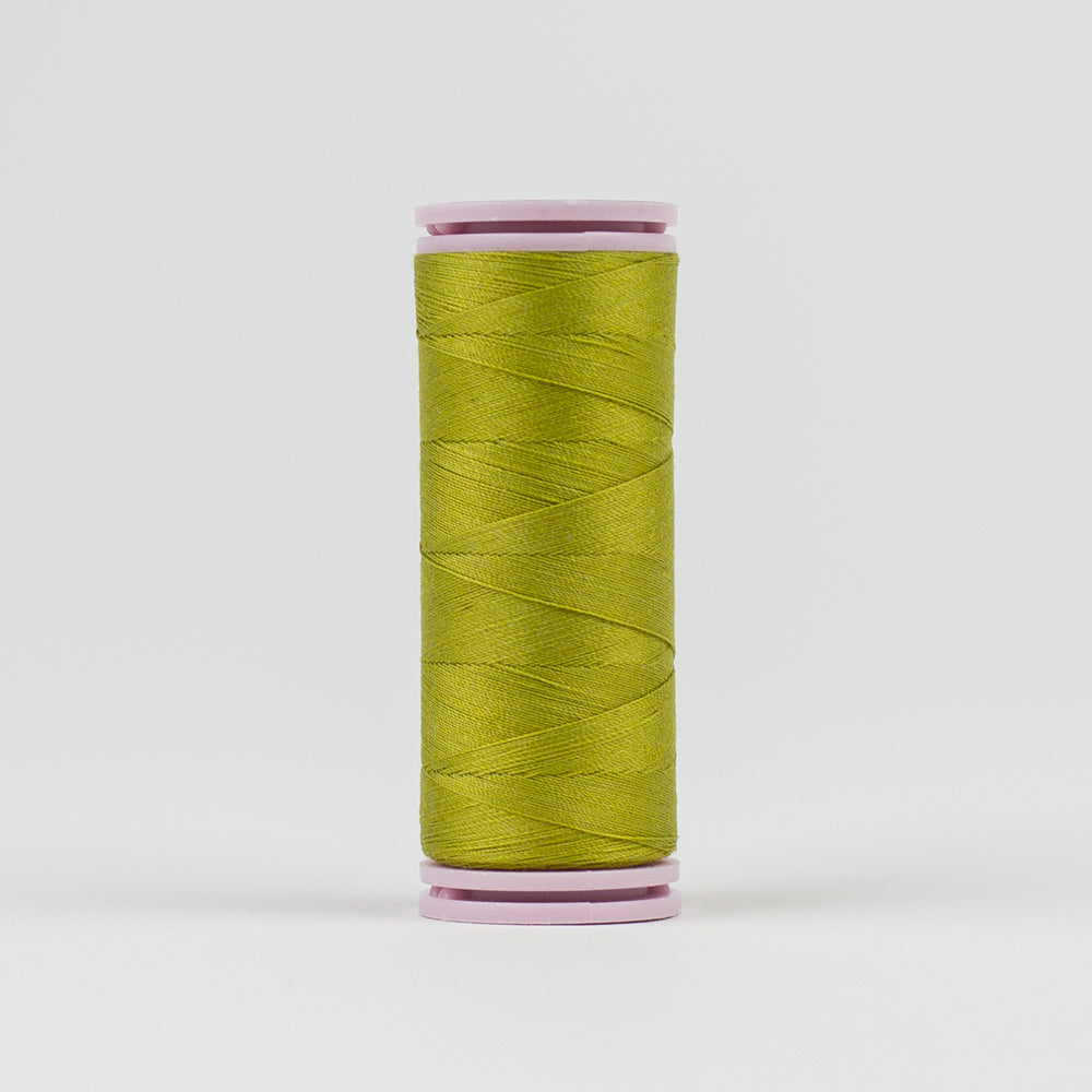 Sue Spargo's Efina Thread - 60 Weight Cotton - EF11 - Artichoke Heart