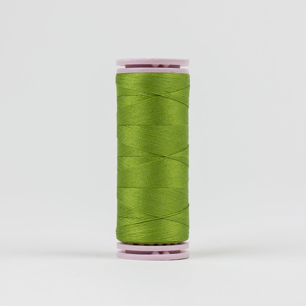Sue Spargo's Efina Thread - 60 Weight Cotton - EF13 - Electric Lime