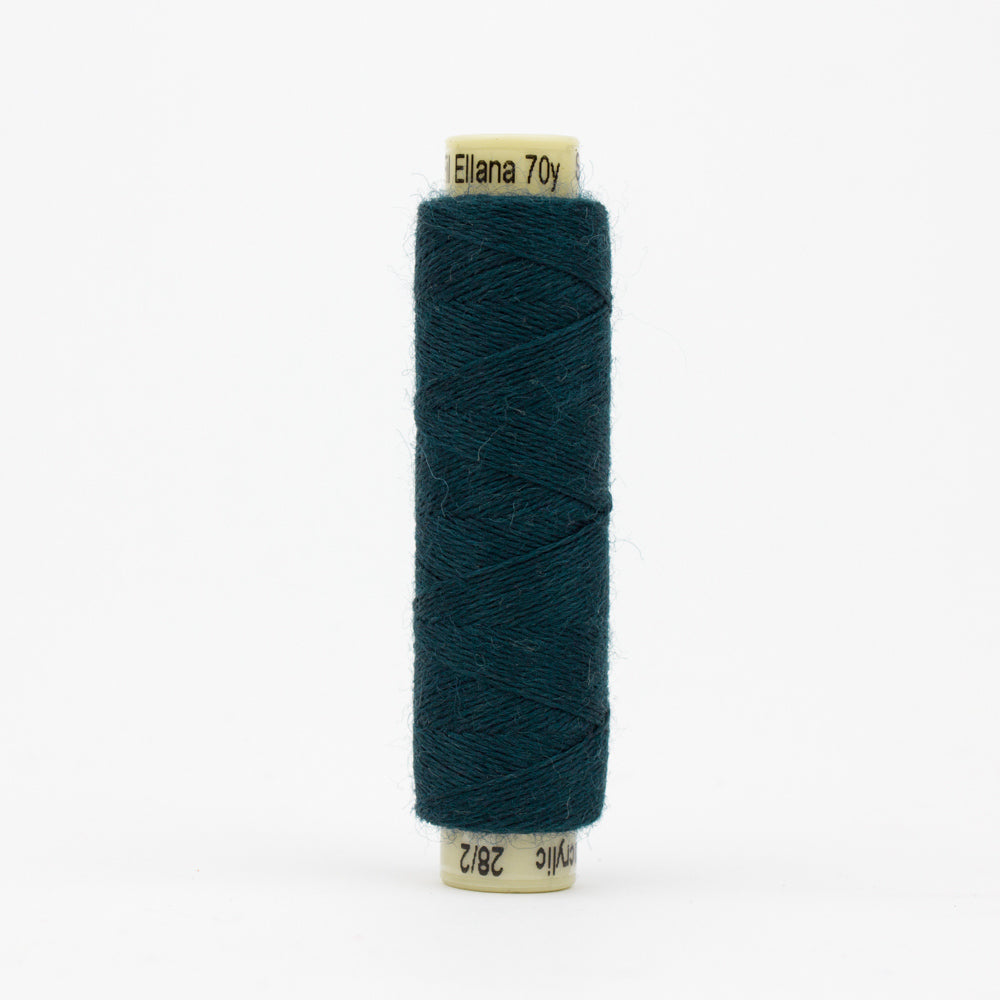 Ellana Wool Thread - Sue Spargo - Deep Teal