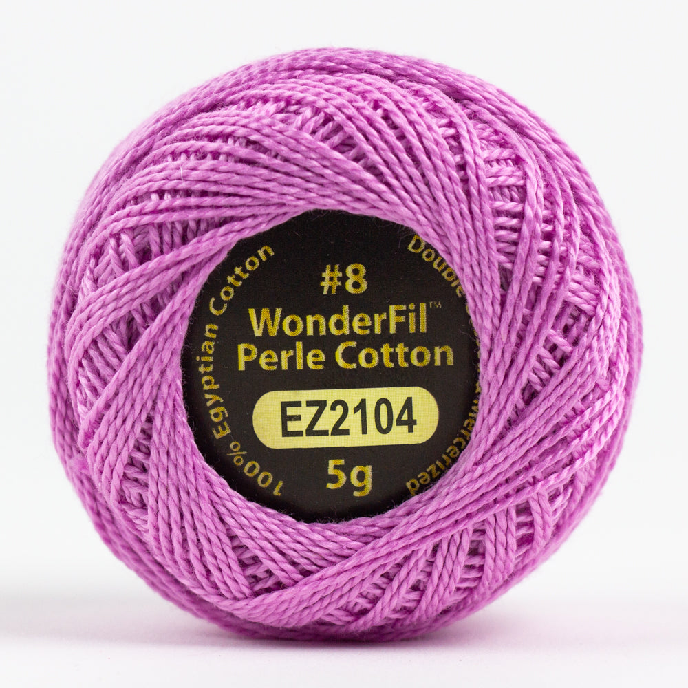 Alison Glass Eleganza Thread - Thistle - EZ2104