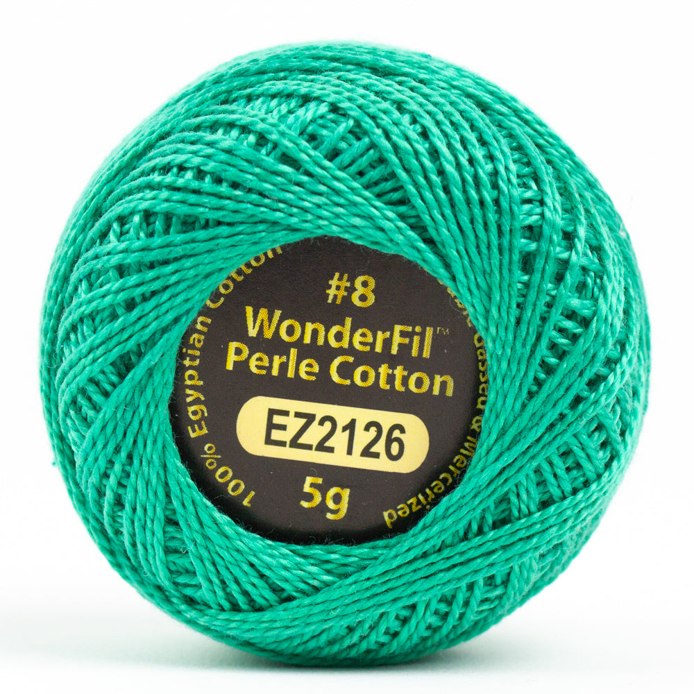Alison Glass Eleganza Thread - Jade - EZ2126