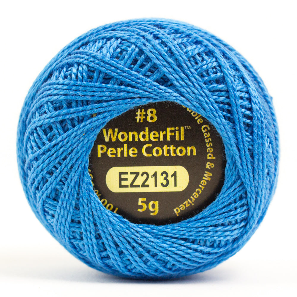 Alison Glass Eleganza Thread - Blue Bonnet - EZ2131