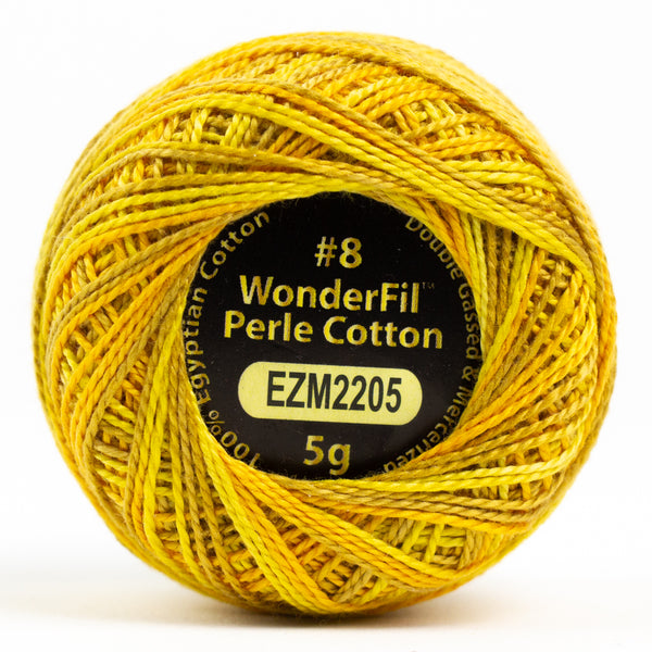Alison Glass Eleganza Thread - Marigold - EZM2205