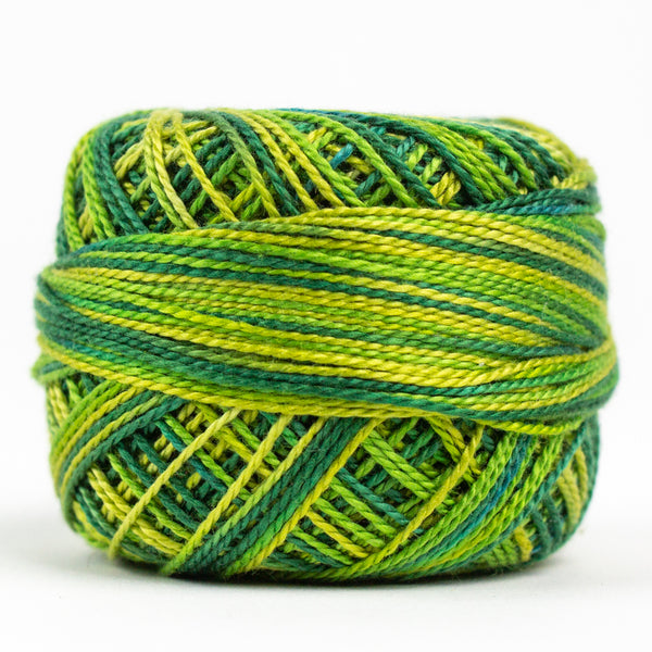 Alison Glass Eleganza Thread - Turtle - EZM2207