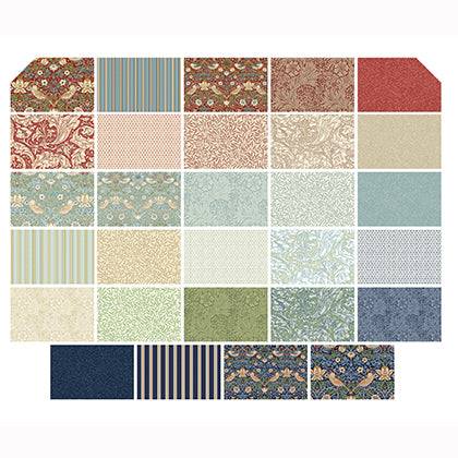 Kelmscott Fat Quarter Bundle