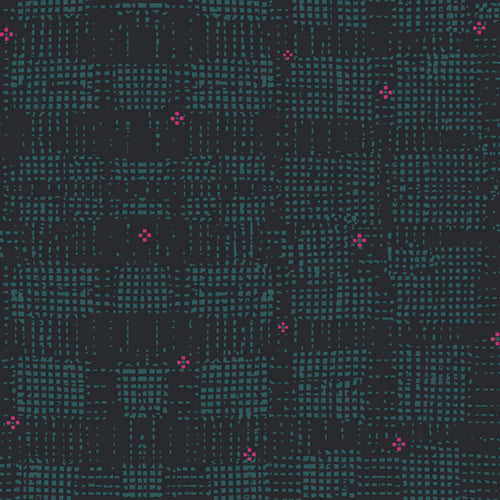 Evanescence Blackout - Grid Fabric Collection - Katarina Roccella