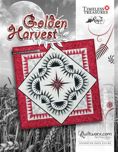 Golden Harvest Quilt Pattern