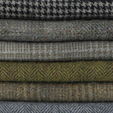 Sue Spargo Textural Wool Bundle -- Grey Flannel