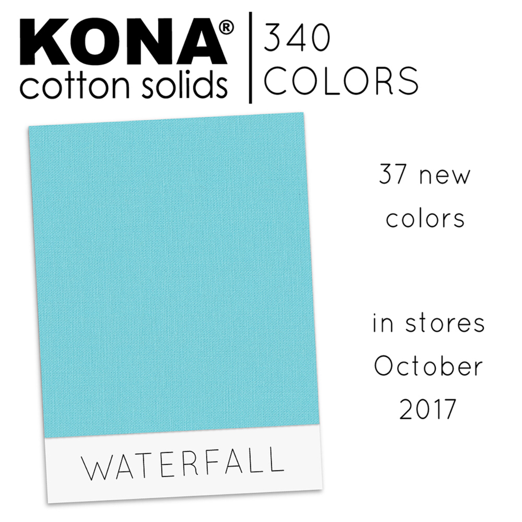 Kona Waterfall