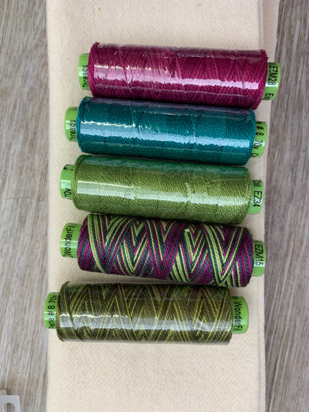 Stitch a Day Along Kit - Creative Stitching Stitch of the Day