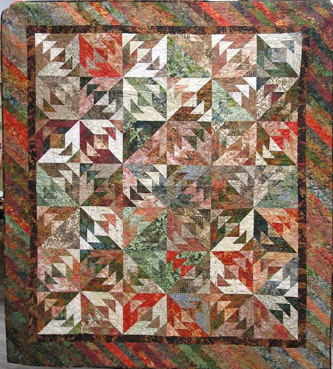 Indian Summer Quilt Kit