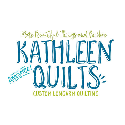 Kathleen Quilts (not quite) LIVE! Combining Designs in Modern Ways