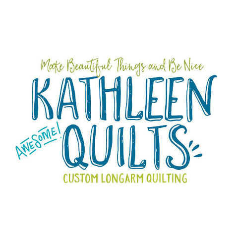 Kathleen Quilts LIVE! Combining Designs in Modern Ways