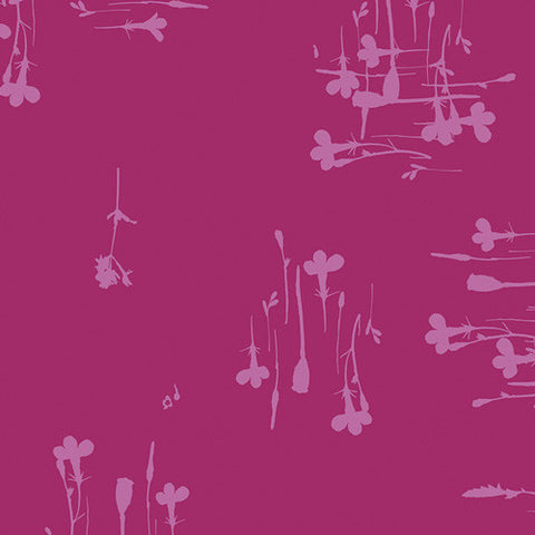 Lavish Fabric - Sunprint Orchid