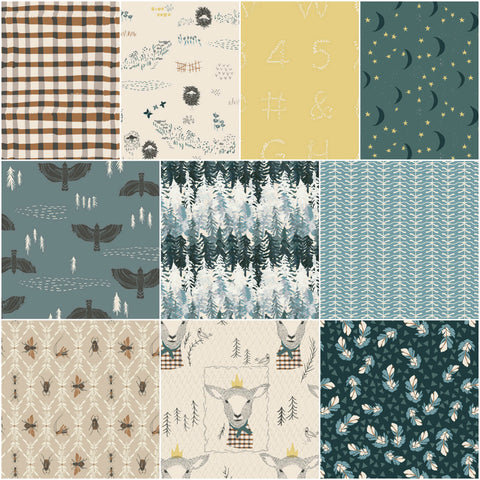 Lambkin Fabric Bundle
