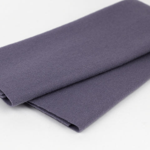 Sue Spargo Wool Fabric - Lavender - Fat 1/8th