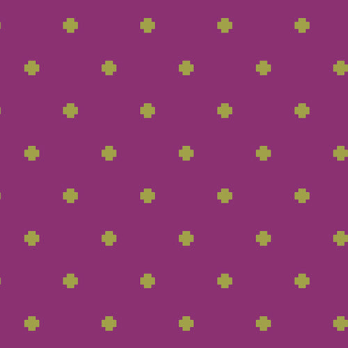 Positivity Berry - Matchmade Fabric Collection - Pat Bravo - Pre-Order, Arrives January/February 2019