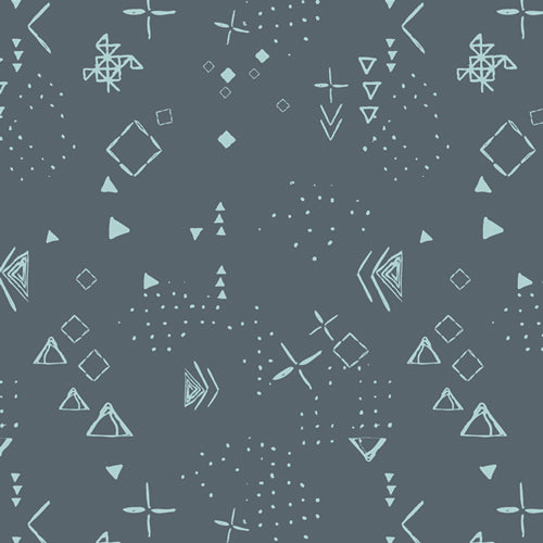 Thoughts Midnight - Matchmade Fabric Collection - Pat Bravo