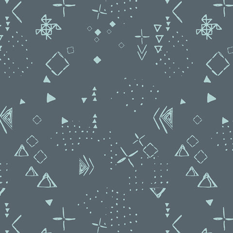 Thoughts Midnight - Matchmade Fabric Collection - Pat Bravo - Pre-Order, Arrives January/February 2019