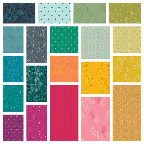 Matchmade Fabric Collection Bundle - Pat Bravo -20 Fabrics
